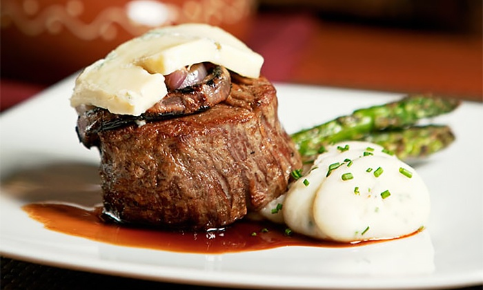 Signature Grill - Signature Grill: $29 for $50 Worth of Dinner at Signature Grill