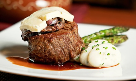 $29 for $50 Worth of Dinner at Signature Grill