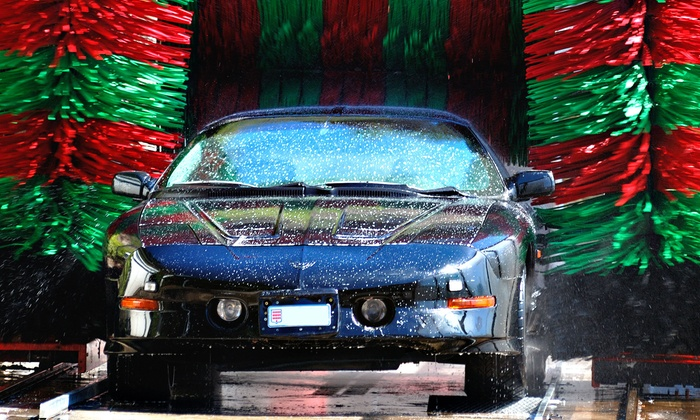 Five Points Car Wash - Washington: 3, 5, or 10 Classic Car Washes at Five Points Car Wash (Up to 62% Off)