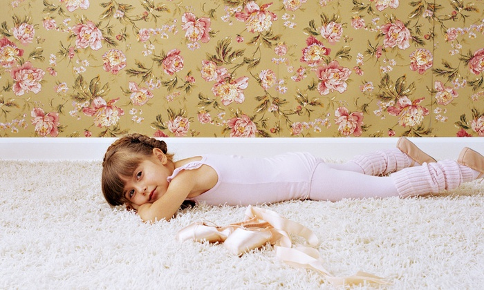 D&G Maintenance - Los Angeles: Carpet Cleaning and Floor Scrubbing for Three Rooms or Four Rooms and One Hallway from D&G Maintenance (Up to 67% Off)