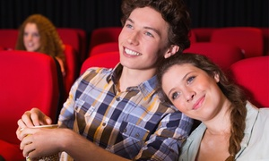 Movie Package for Two with Popcorn and Soda at Imagine Cinemas Carlton (44% Off)