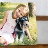 Up to 90% Off a Custom Gallery-Wrapped Canvas Print