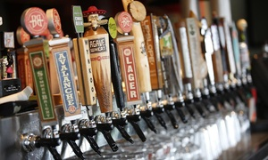 The Mainline Ale House: $49 for Brunch & 4 Location Brewery Tour Package for 1 Starting at The Mainline Ale House ($75 Value). Various Dates.