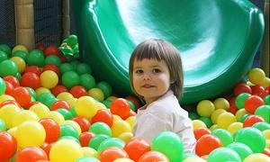 Jumbo Spieloase: Familien-Tageskarte für ein bzw. zwei Erwachsene und ein bzw. zwei Kinder für die Jumbo Spieloase (bis zu 50% sparen*)