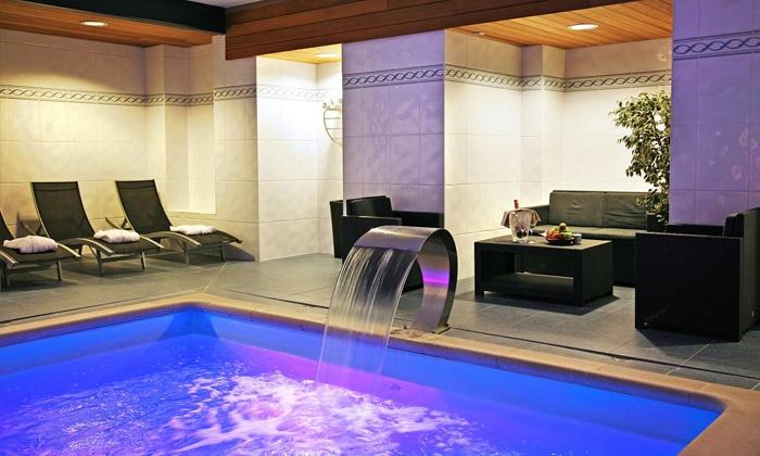 Villa select Local - De Panne: Toegang voor 2 personen tot de publieke of privé-sauna vanaf €19,99 bij Hotel Villa Select!