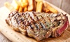 Fingle Glen Golf Hotel - Exeter: Two-Course Steak Meal for Two or Four at Fingle Glen Golf Hotel (51% Off)