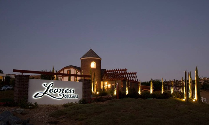 Leoness Cellars - Temecula: $37 for a Signature Winery Tour and Wine Tasting for One at Leoness Cellars ($75 Value)