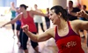 B-fit - Third Ward: 10 or 20 Cardio-Kickboxing, Zumba, Power Yoga, Piloxing, and R.I.P.P.E.D. Classes at B-fit (Up to 57% Off)