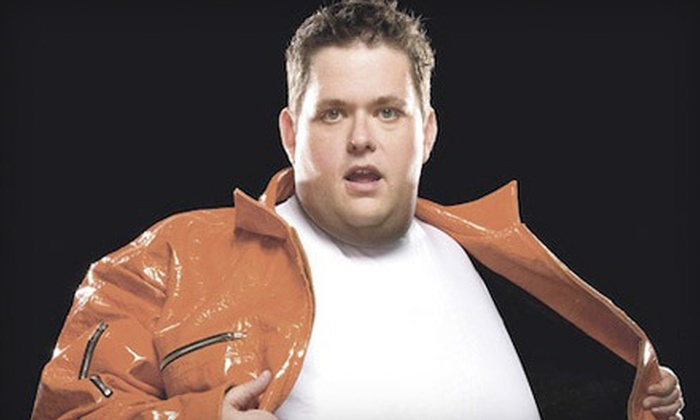 Ralphie May  - East Side: $32 for a Comedy Show by Ralphie May for Two at the DeYor Performing Arts Center on June 19 (Up to $65 Value)