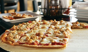 Geneo's Pizza & Espresso: Pizza and Drinks at Geneo's Pizza & Espresso (Up to 44% Off)