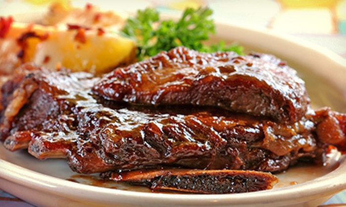 Slick Pig BBQ - Murfreesboro: $10 for $20 Worth of Barbecue and Southern Cuisine at Slick Pig BBQ