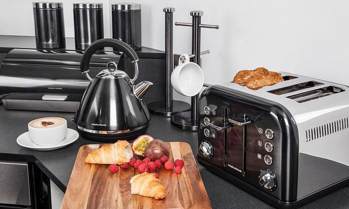 Morphy richards 8 pc kitchen set groupon goods for Kitchen set groupon