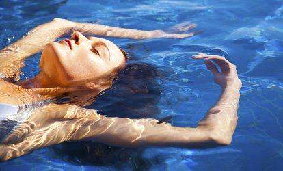 image for One or Three Sessions of Floatation Therapy at County Chiropractic (Up to 53% Off)