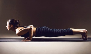 Studio J Pilates Chandler West: One or Two Months of Unlimited Fitness Classes at Studio J Pilates – Chandler West (Up to 63% Off)