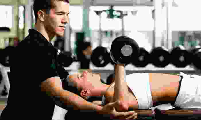Olympus Personal Training and Weight Management - Danbury: Weight-Loss Coaching with Option for Extension at Olympus Personal Training and Weight Management (Up to 81% Off)