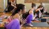 Mission Yoga - Cannonborough - Elliottborough: 10 or 20 Yoga Classes at Mission Yoga (Up to 64% Off)