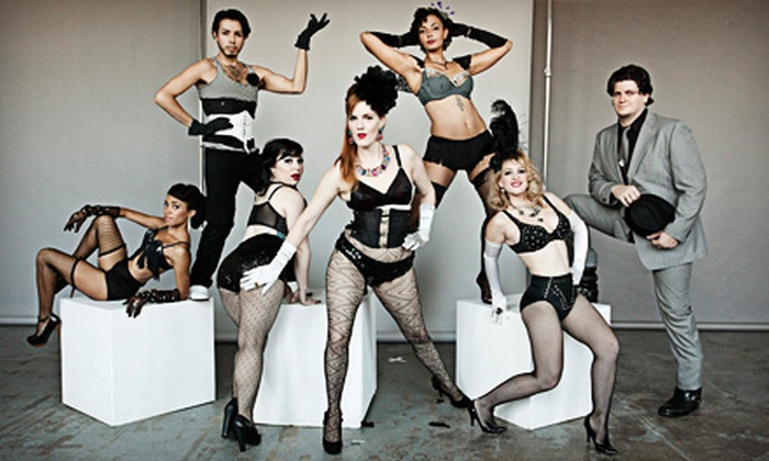 Vaudezilla - Vaudezilla: Burlesque Lessons for Two, Four, or Six, or an Eight-Week Burlesque Course for One at Vaudezilla (Up to 57% Off)