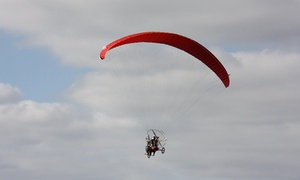 Lider Furtak: Lot motoparalotnią z Mistrzem Świata i prezentacja sprzętu od 150 zł z firmą Lider Furtak (40%)