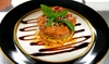 Aromi Restaurant - Altos Del Mar South: Modern Italian and Drinks at Aromi Restaurant (45% Off). Two Options Available.