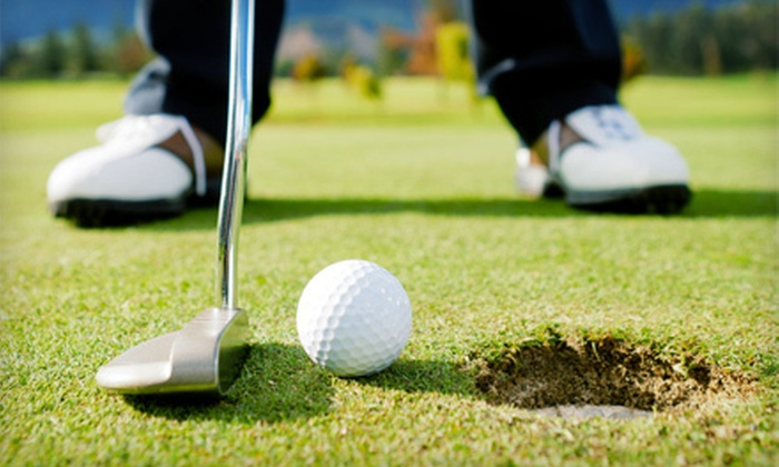 Trails End Golf Center - Clackamette Park: One, Two, or Four 50-Minute Private Golf Lessons at Trails End Golf Center (Up to 65% Off)