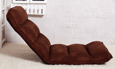 Adjustable Memory-Foam Lazy Sofa