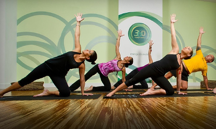 360 Energy in Motion - Brickell: 5, 10, or 15 Pilates, Yoga, Zumba, and Spinning Classes at 360 Energy in Motion (Up to 61% Off)