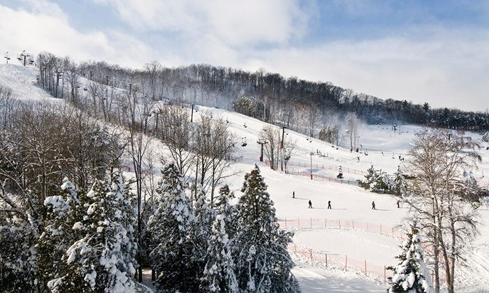 Horseshoe Resort - Slopeside Adventures at Horseshoe Resort: Skiing and Tubing Packages at Horseshoe Resort (Up to 47% Off). Three Options Available.