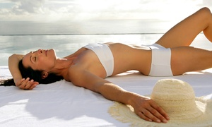 Ultimate Body Shaping: One or Three Organic Airbrush Tans at Ultimate Body Shaping (Up to 55% Off)