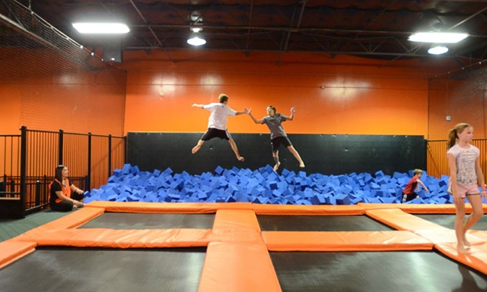 urban air nj groupon