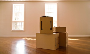 K&T Moving And Delivery: Two, Three, or Four Hours of Moving Services from K&T Moving And Delivery (Up to 53% Off)