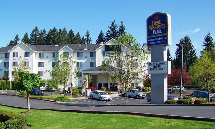 null - Eugene: Stay at Best Western Vancouver Mall Hotel & Suites in Vancouver, WA