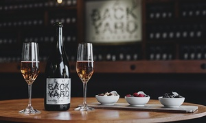 Backyard Vineyards: Bubble Tour, Flavor Tutorials, and Food Pairing for Two or Four at Backyard Vineyards (Up to 48% Off)