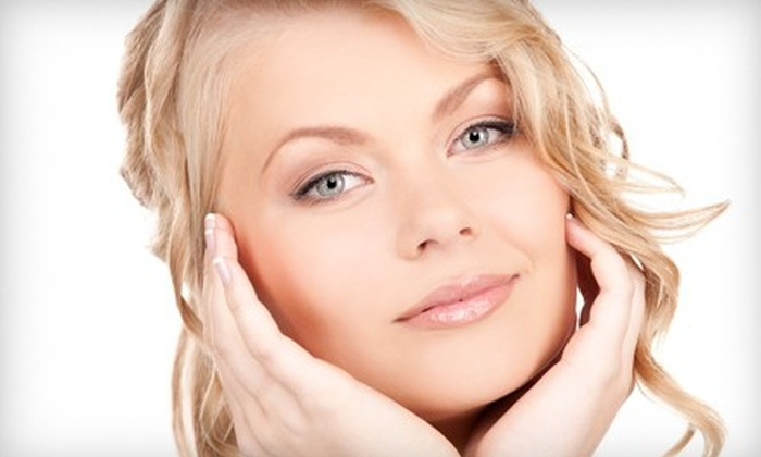 Facial Expressions - Suwanee-Duluth: One or Two Facials with Scrub, Fruit-Enzyme Treatment, or Dermabrasion Paste at Facial Expressions (Up to 70% Off)