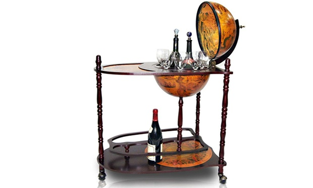 globe drinks cabinet groupon 2