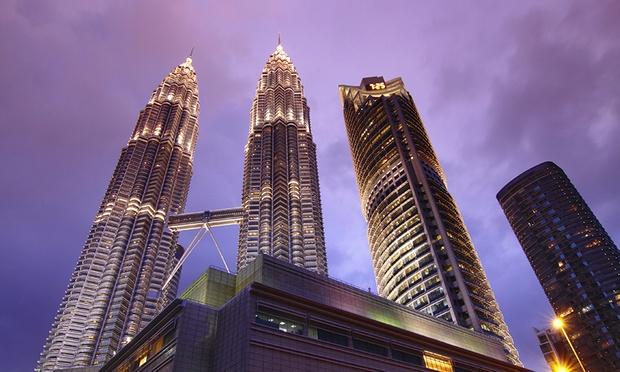 KL: Sky Hotel Bukit Bintang+Coach 6
