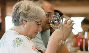 First Colony Winery: Gift Certificate to First Colony Winery (Up to 48% Off). Two Options Available.