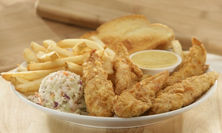 Cater Package or $9.25 for $15 Worth of Chicken Tenders at Abner's Famous Chicken Tenders of Cordova