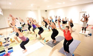 Up to 76% Off Hot Yoga at Moksha Yoga Orleans