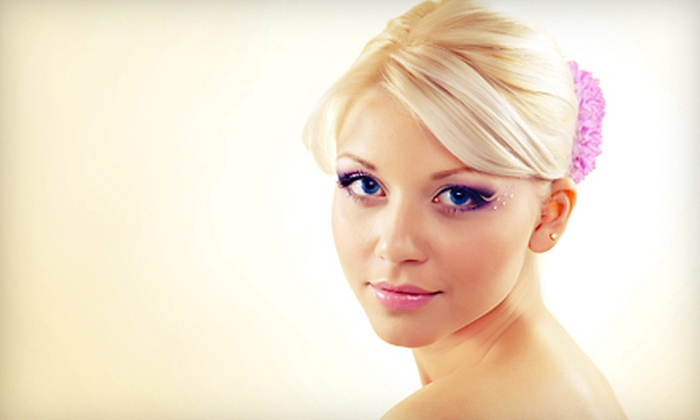 The Hair Gallery Salon & Spa - South Scottsdale: $29 for a 50-Minute Organic Facial at The Hair Gallery Salon & Spa in Scottsdale (Up to $65 Value)