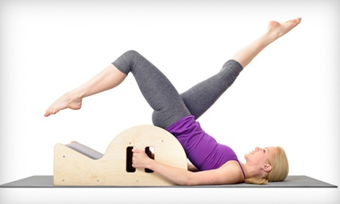 Pilates Suite - Los Gatos: One or Three Private 55-Minute Pilates Lessons at Pilates Suite (Up to 71% Off)