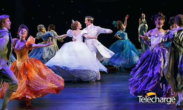 "Rodgers + Hammerstein's ""Cinderella"" - Broadway Theatre: Rodgers + Hammerstein's ""Cinderella"" on June 20–July 27 (Up to 17% Off). Offer Powered by Telecharge.com."