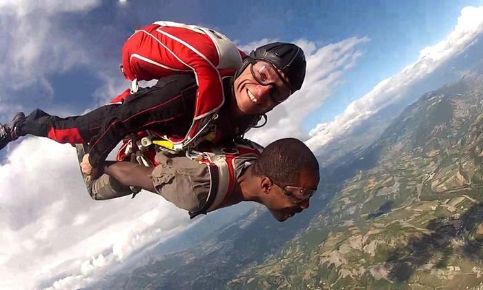 parachutisme tallard