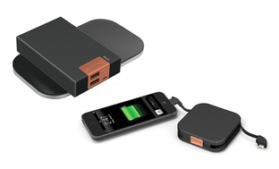 Duracell Powermat Longhaul Power Bank Set