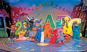"Sesame Street Live: Make A New Friend: Sesame Street Live ""Make A New Friend"" on April 15–17"