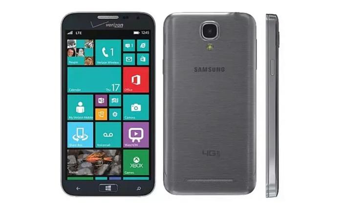 Samsung ATIV SE 16GB Windows 8 Smartphone for Verizon (Manufacturer Refurbished)