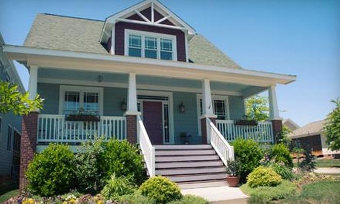 Window Genie of North GA - Chattanooga: $225 for $500 Worth of Home Pressure Washing — Window Genie of North GA