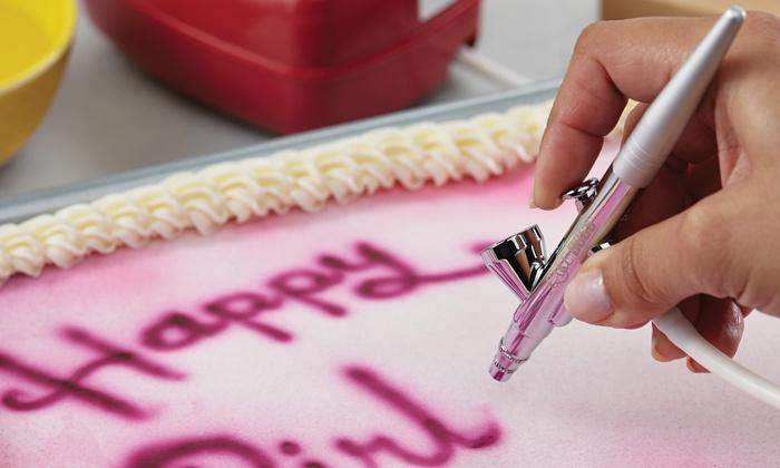 Cake Decorating Kit Groupon :