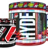 Mr. Hyde Preworkout Supplement (30 Servings) and Dr. Jekyll Trial