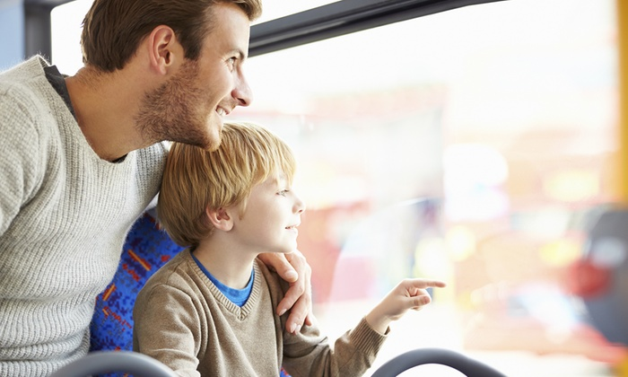 Dynamic Motion - Chicago: Three or Five Hours of Shuttle Bus Transportation Services for up to 16 People from Dynamic Motion (74% Off)