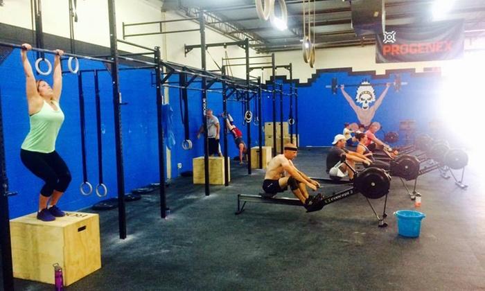 Crossfit Algonquin - Algonquin: Four Weeks of Unlimited CrossFit Classes at Crossfit Algonquin (74% Off)